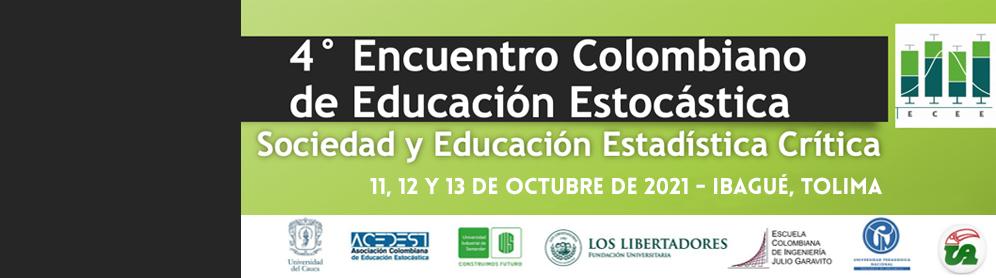 4 Encuentro Colombiano de Educacion Estocat�?¡stica