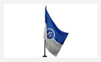 Bandera Universidad Pedagógica Nacional